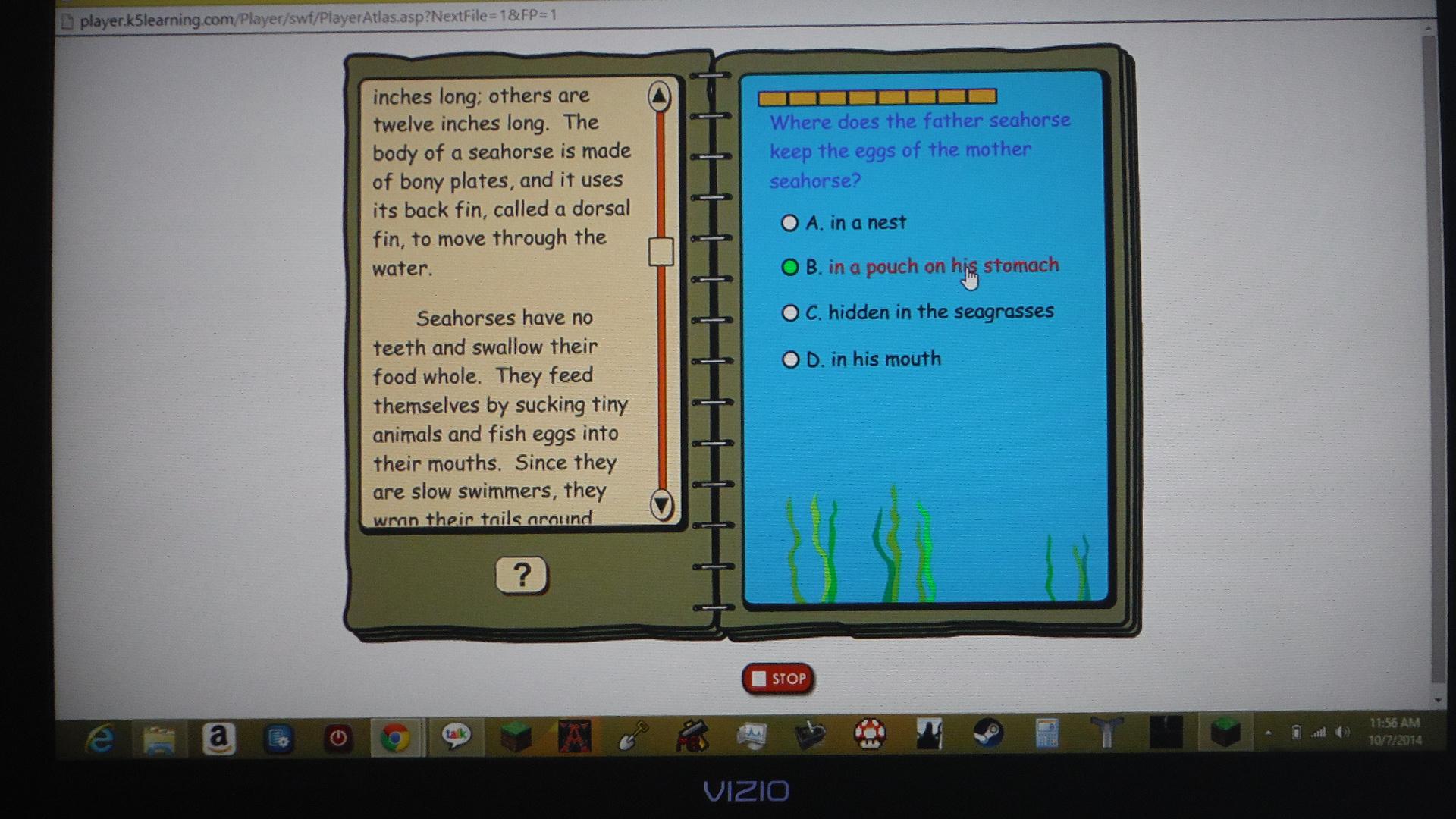Fancy Www K5learning Com Reading Comprehension Ensign - Worksheet ...